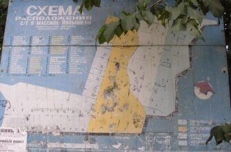 Карта Пупышево