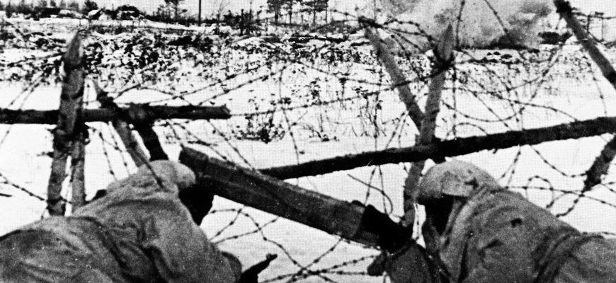 Пупышево во время Великой Отечественной войны